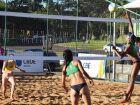 Meninas do vôlei de praia conquistam 3º lugar no Brasileiro