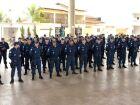 Em solenidade realizada em Paranaíba, Polícia Militar forma 43 novos cabos
