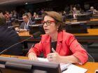 Líder do PSB, Tereza Cristina diz não temer punição do partido