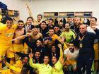 Atletas sul-mato-grossenses comemoram temporada europeia