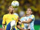 Brasil é derrotado pela Argentina