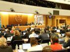 Reunião discute a redução das emissões de gases por navios