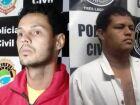 SIG e PM prendem envolvidos em duplo homicídio e elucidam crime