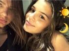Irmã de Bruna Marquezine surpreende por estar IGUAL à atriz
