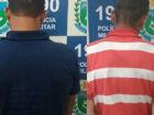 Polícia Militar de Paranaíba prende dois foragidos da Justiça