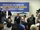 Ministro das Comunicações consolida processos de migração de rádios no Estado