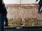 PM apreende mais de uma tonelada de maconha em carregamento de aveia