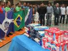 Sejuvel distribui alimentos para famílias carentes de Três Lagoas