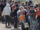 Primeiro semestre do ano teve mais de 9 milhões de novos deslocados no mundo