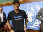 Neymar é anunciado como embaixador da Boa Vontade na ONU