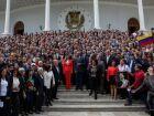 Constituinte venezuelana ratifica cargo de reitor eleitoral, crítico de Maduro