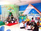 CEI cria espaços lúdicos para auxiliar na aprendizagem