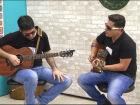 Projeto musical 'Dois na Fita' ganha espaço em Três Lagoas