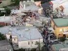 Terremoto causa duas mortes e deixa duas crianças soterradas