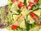 Molho de abacaxi para saladas