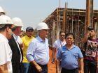 Governador visita nova unidade de celulose e obras do Hospital Regional