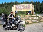De Três Lagoas até o Alasca de moto