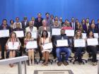 Professores são homenageados na Câmara de Vereadores