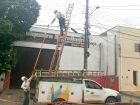 Vendaval deixa 1,5 mil moradores sem internet e 2,5 mil sem energia em Três Lagoas