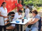 """Servidoras da SAD recebem atendimento em """"Ônibus da Saúde"""""""