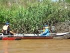 Rally do Lixo do Rio Amambai retira duas toneladas de resíduos