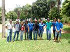 Curso sobre educação ambiental no campo orienta trabalhadores rurais no Raimundo