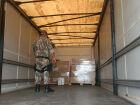 Caminhão é apreendido com uma tonelada de agrotóxicos ilegal