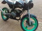 Moto furtada é localizada na rua Antonio Estevão Leal