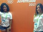 Atletas três-lagoenses competem em etapa nacional estudantil em Brasília-DF