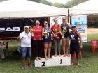 Definidos os campeões da última etapa do estadual de beach tennis