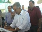 Governo anuncia pacote de R$ 33 milhões em obras