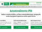 Autoatendimento possibilita ao contribuinte consultar sobre IPVA