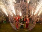 Luzes de Natal têm mais de 9 km e decoração fica no Centro de Três Lagoas até 6 de janeiro