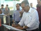 Governador anuncia mais de R$ 33,6 milhões em pavimentação e rede pluvial