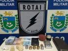 'Operação Boas Festas' fecha mais um ponto de venda de drogas