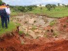 Decretado situação de emergência em sete municípios do Estado