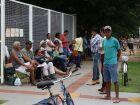Após boatos, cadastro biométrico  gera filas em frente a Cartório Eleitoral