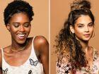 7 maneiras de estilizar cabelos crespos e cacheados