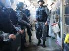 Polícia Militar realiza operação em prisão de Nova Andradina