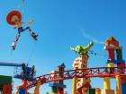 """Disney vai inaugurar área toda inspirada em """"Toy Story"""" em junho"""