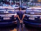 Traficante é preso por Força Tática em Nova Andradina