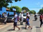 Departamento de Trânsito realiza campanha de conscientização em escolas