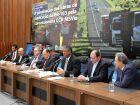 Paralisação de obras será levada a Brasília