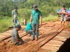 Oito pontes na área rural serão reconstruídas e reformadas em Três Lagoas