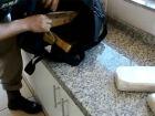 Passageiro de ônibus interestadual é flagrado transportando 6 kg de cocaína
