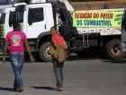 Caminhoneiros mantêm manifestações em rodovias do Rio