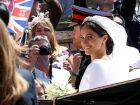 6 momentos em que Meghan Markle ousou no casamento com Harry