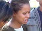 'Minha filha nem sabe que o pai está morto', diz mulher de vendedor assassinado no domingo