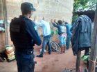 Operação policial combate tráfico de drogas na região