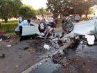 Acidente deixa dois mortos na BR262 em Miranda